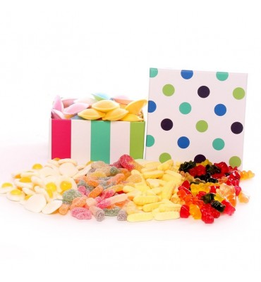 Sweetie Box Token Gift Idea.