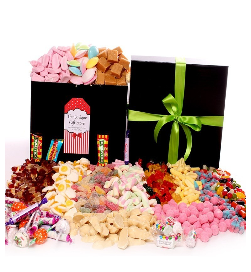 Large Sweetie Box