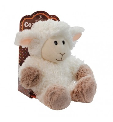 Microwavable Lamb Cosy Hottie.