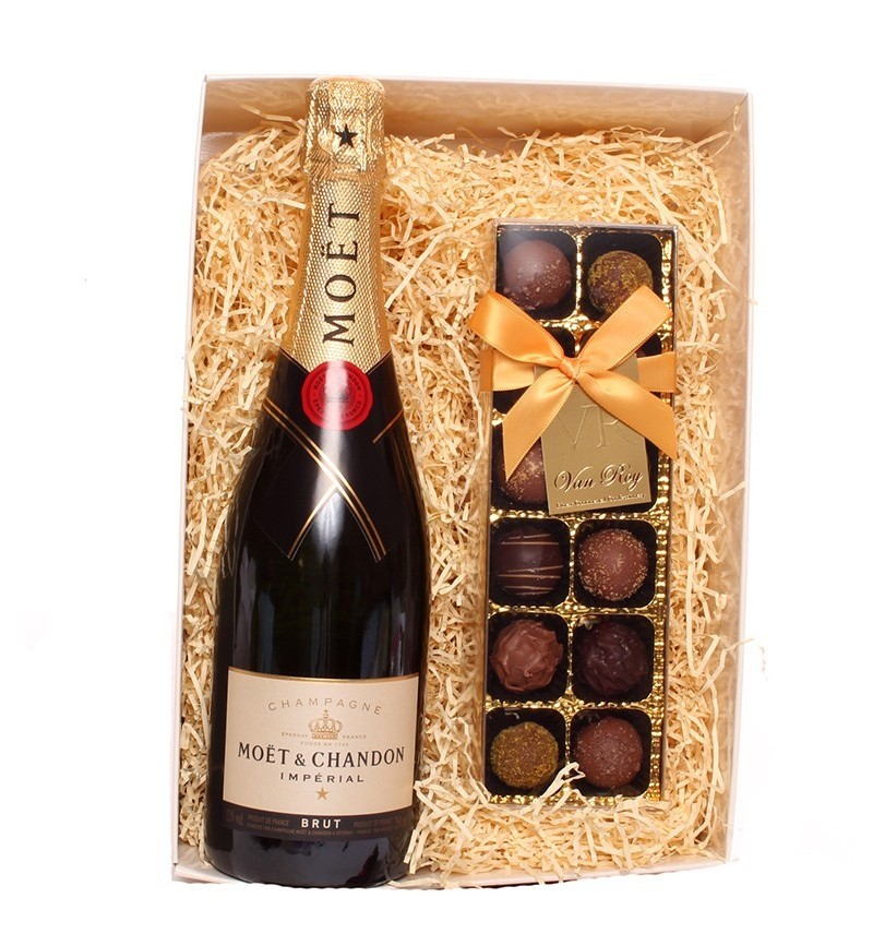 Champagne and Truffles