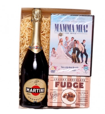 Martin Prosecco Night In Hamper