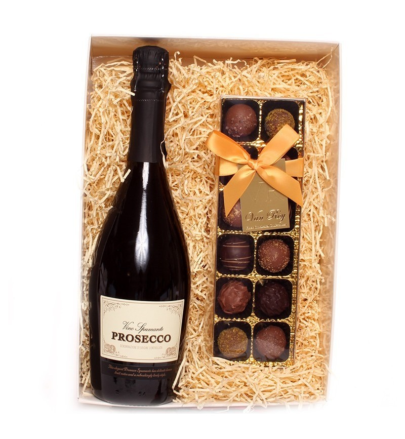 Prosecco and Truffles Gift Set