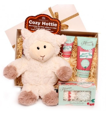 Cosy Sheep Gift Box