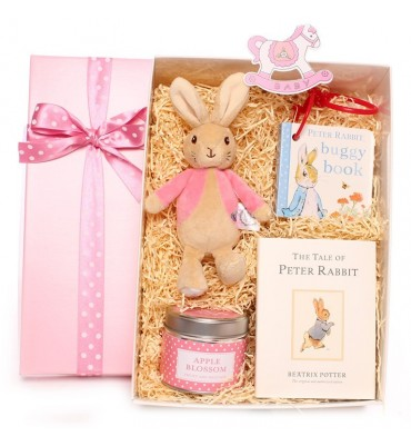 Flopsy Rabbit Baby Gift Box