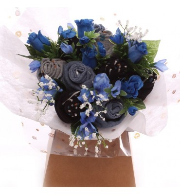 Men's Sock Bouquet
