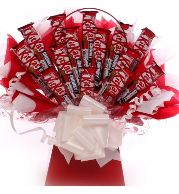 Kitkat Chunky Chocolate Bouquet