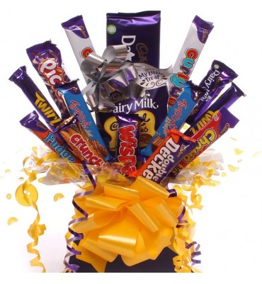 Chocolate Bouquet Family Sharing Bargin Range