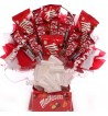 Kit Kat Chunky and Maltesers Bouquet.