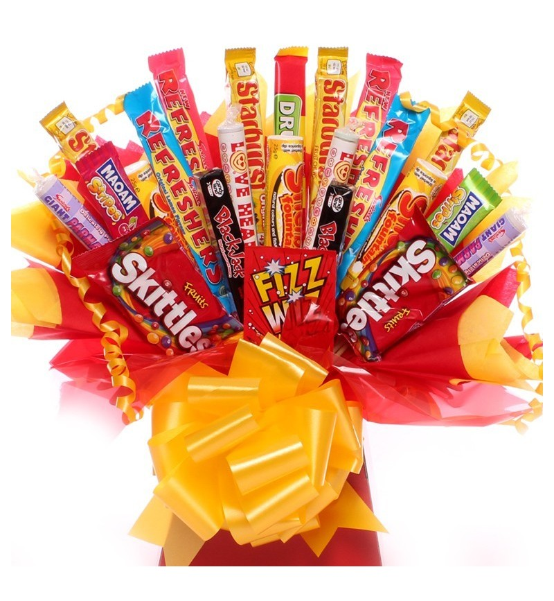 Sweet Tooth Sweet Bouquet.