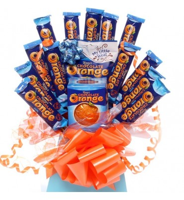 Terry's Chocolate Orange Chocolate Bouquet