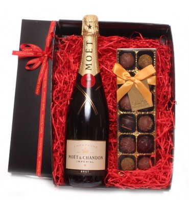 Moet and Chandon Champagne and Truffles
