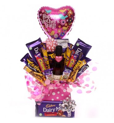 Mother's Day Luxury Chocolate Bouquet.