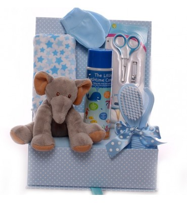 Elephant keepsake Box Gift Hamper Small