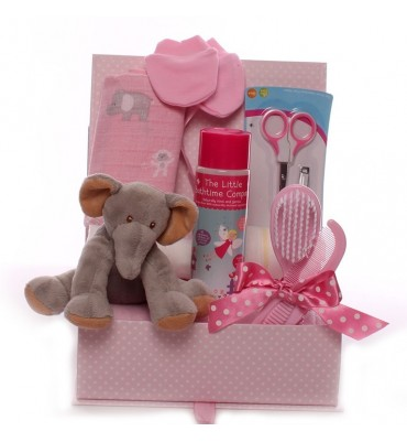 Elephant Keepsake Hamper Small