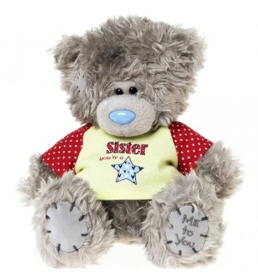 Sister You're A Star Me to You Bear