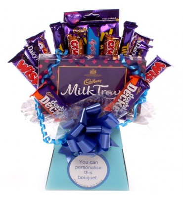Cadbury Special Treat Chocolate Bouquet for Him.