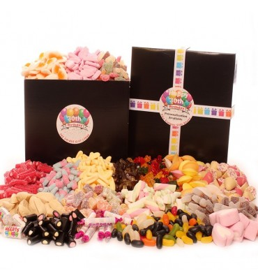 30th Birthday Pick and Mix Sweet Hamper
