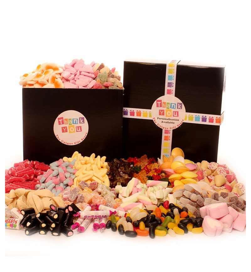 Thank You Pick and Mix Sweet Hamper