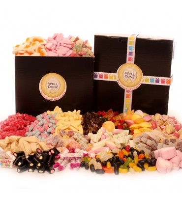 Well Done Pick and Mix Sweet Hamper
