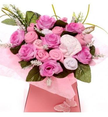 Pink Baby Bouquet.