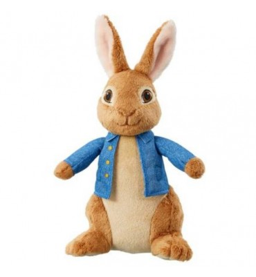 Peter Rabbit Movie Soft Toy.