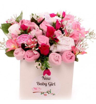 Miss Rose Baby Bouquet