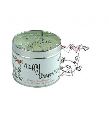 Happy Anniversary Scented Candle