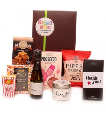 Thank You Prosecco Gift Box