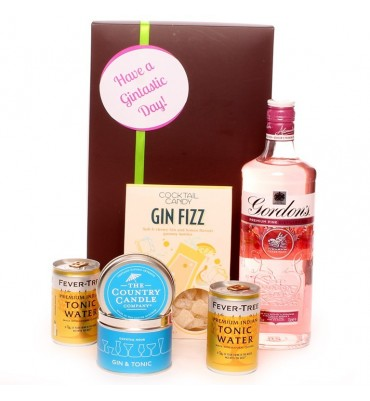 Gin Lovers Gift Box.