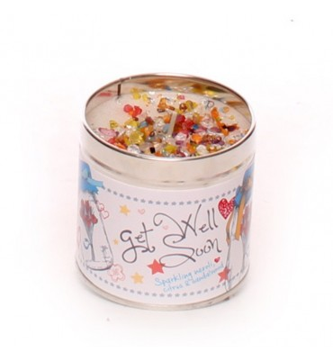 Get Well Soon Scented Candle