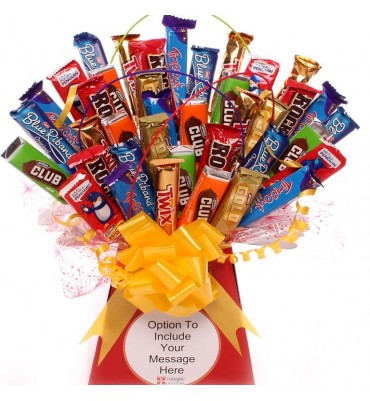 Large Biscuit Bouquet To Share