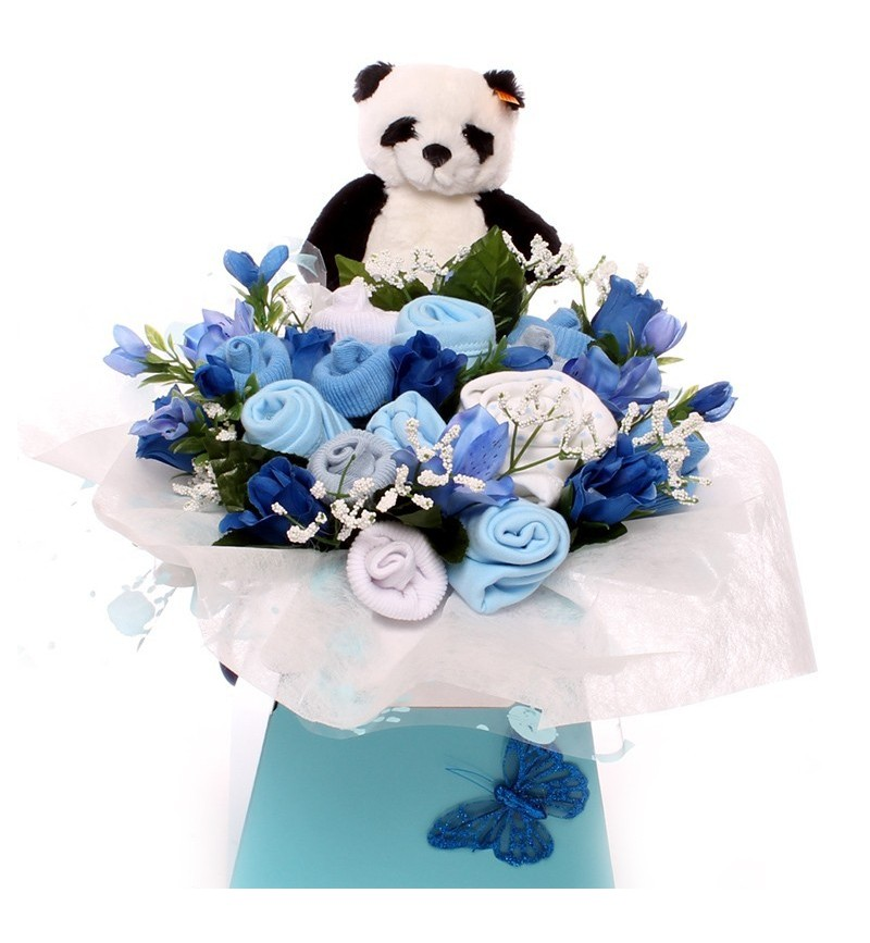 Steiff Baby Bouquet Panda
