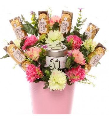 30th Birthday Candle Gift Bouquet