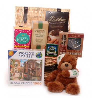 Get Well Games Hamper