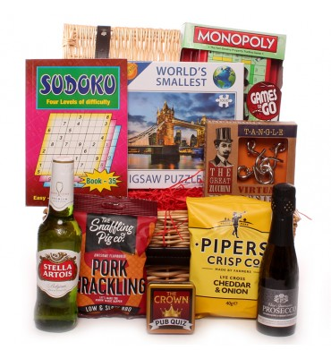 Games Night In Hamper