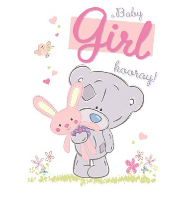 Baby Girl Tatty Teddy...