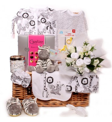 On Safari Baby Hamper.