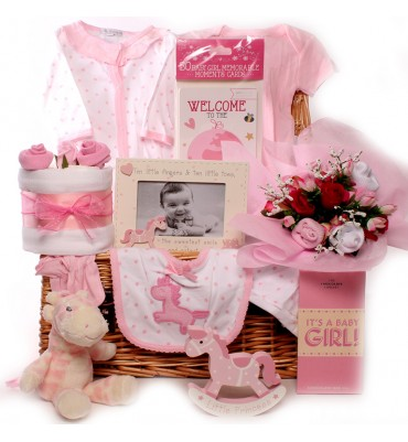 Little Princess Baby Hamper.
