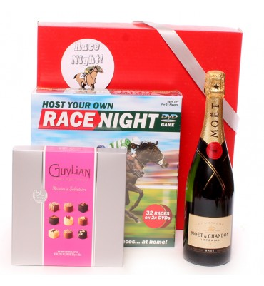 Champagne Race Night In...