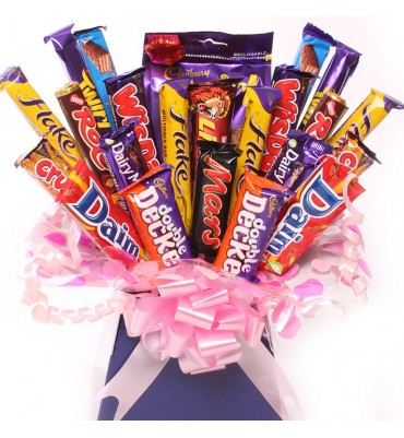 Large Chocolate Bouquet-...