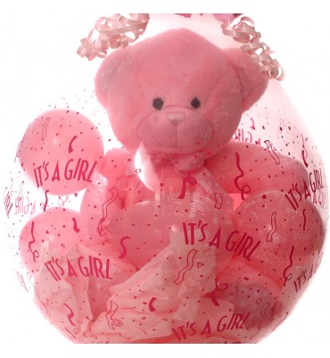 Large Pink Teddy Suitable...