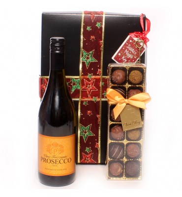 Christmas and Prosecco Gift...