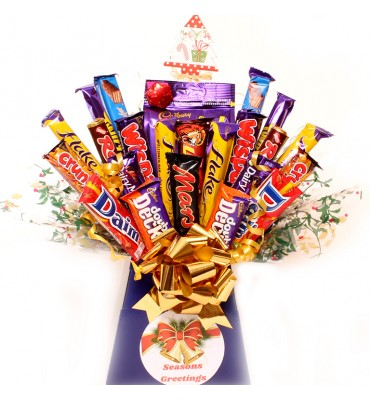 Seasons Greetings Chocolate...