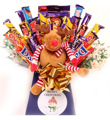 Rudolf Chocolate Bouquet