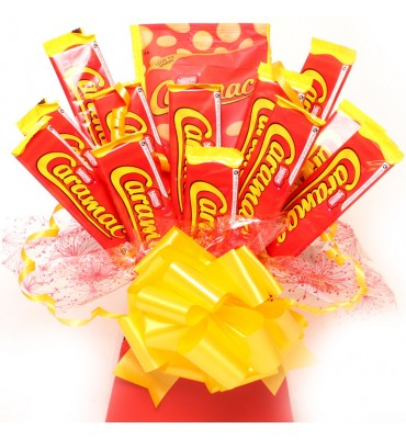 Caramac Chocolate Bouquet.