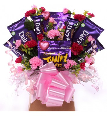 Cadbury's Flowers Chocolate...