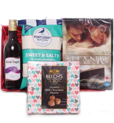 Girl's Night In DVD Hamper