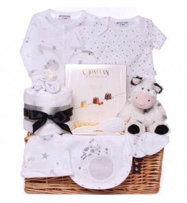 Cow Neutral Hamper