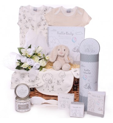 Hoppity Rabbit Hamper