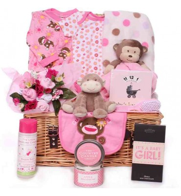 Cute Like Mummy Baby Hamper.